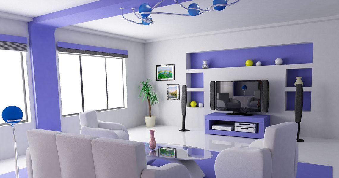 Акриловые краски для стен и потолков>