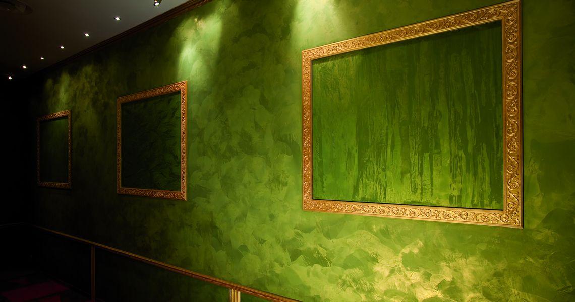 шелковые стены