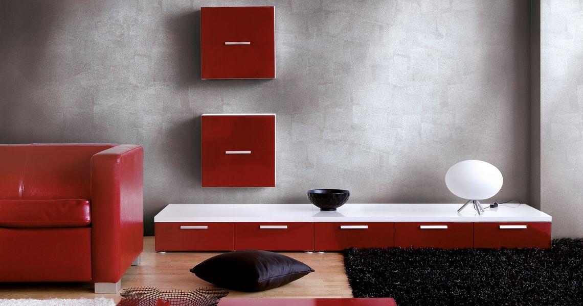 Декоративные краски и штукатурки для стиля минимализм в интерьере>