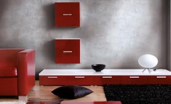 Декоративные краски и штукатурки для стиля минимализм в интерьере