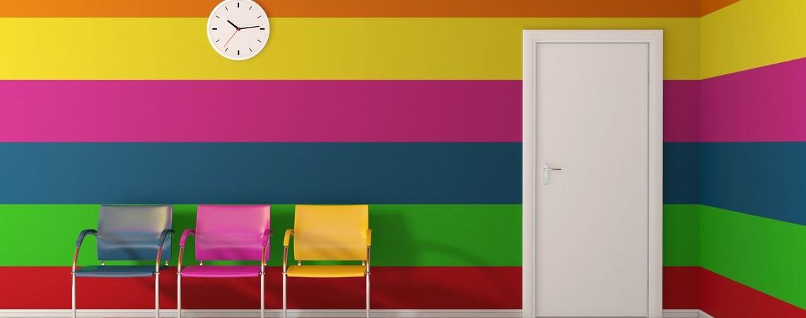 В какой цвет покрасить стены