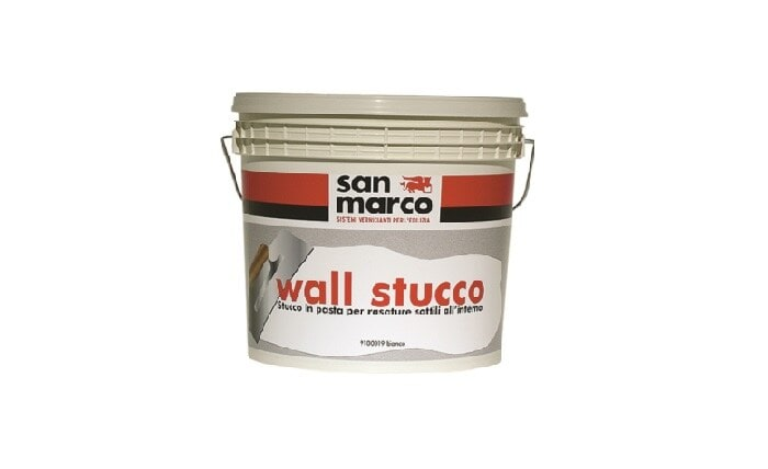 Wallstucco (Воллстукко) - фактурная штукатурка от San Marco