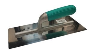 Кельма PAVAN 894 нерж. 280*120 с пластиковой ручкой