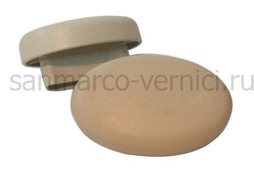 Кельма овальная пластиковая для cadoro