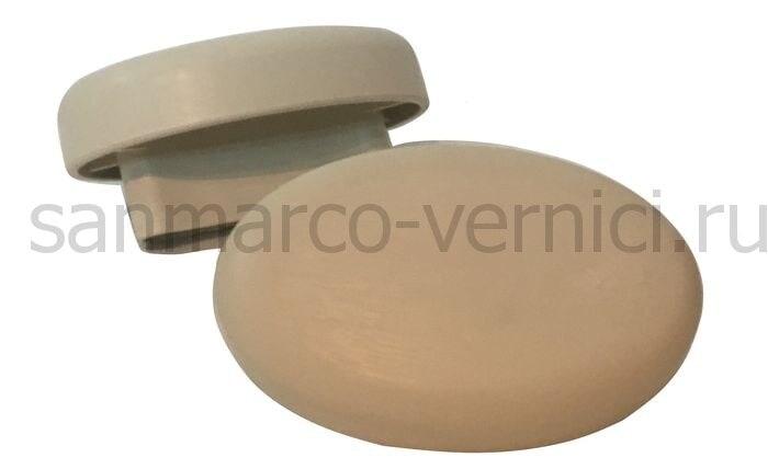 Кельма овальная пластиковая для нанесения кадоро вьюшки