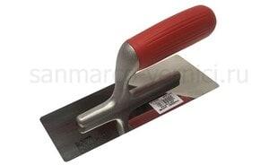 Кельма PAVAN 894 нерж. 200*80 с пластиковой ручкой
