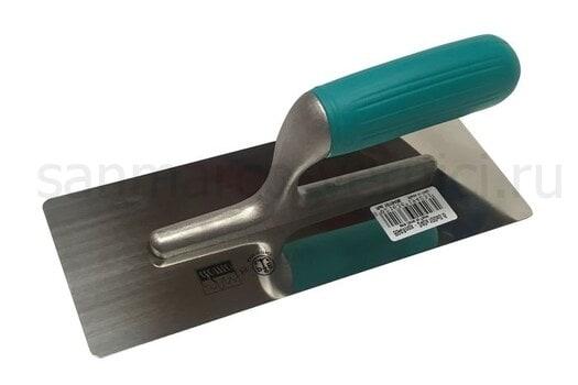Кельма PAVAN 894 нерж. 240*100 с пластиковой ручкой