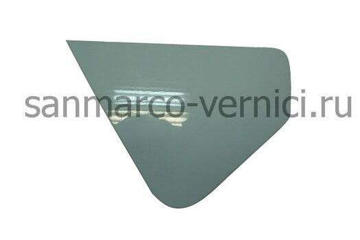 Шпатель пластиковый для Рифлесси треугольный