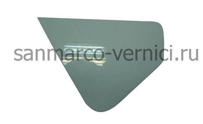 Шпатель пластиковый для Рифлесси треугольный San Marco