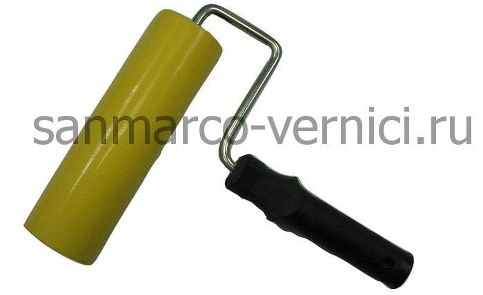 Валик полиуретановый твердый 180 мм