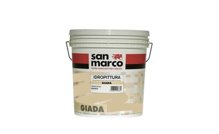 Giada (Джада) - интерьерная краска от San Marco