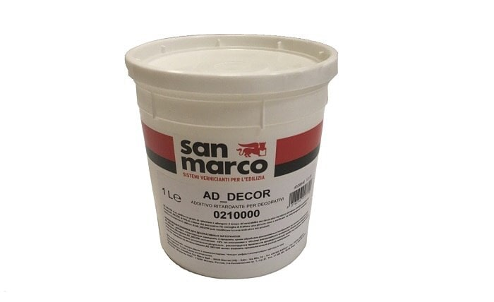 Замедлитель высыхания  San Marco AD_Decor (АД_Декор)