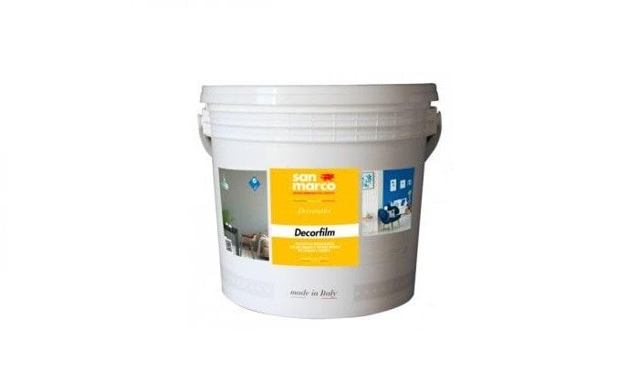 Защитное средство на водной основе Decorfilm (Декорфильм).