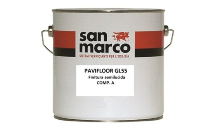 Эпоксидная краска для пола Pavifloor San Marco