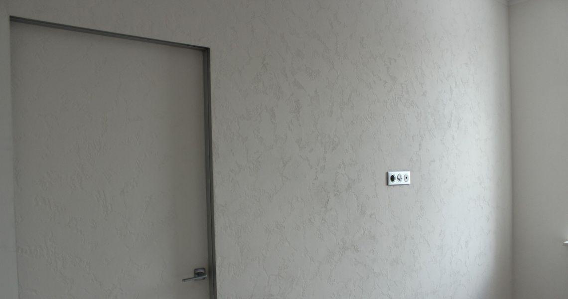 венецианская штукатурка в квартире фото