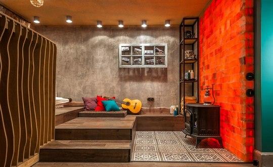 Купить интерьерную краску для стен по доступной цене в салоне-магазине Sanmarco Vernici
