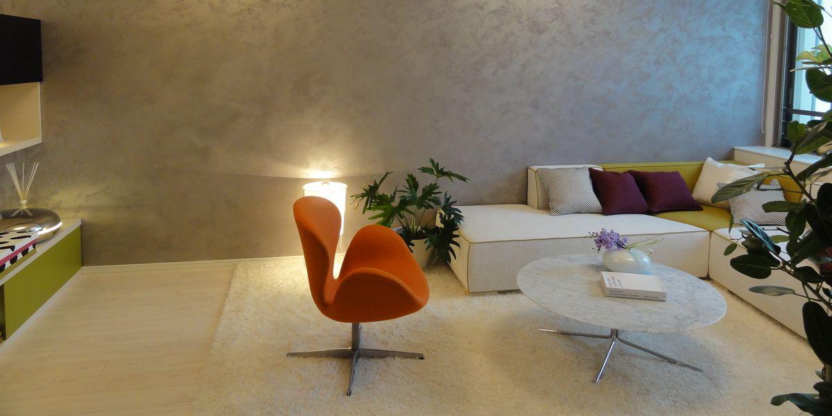 Итальянские декоративные краски Сан Марко с различными эффектами - идеальное оформлениевашей квартиры